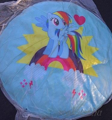 My-Little Pony-Én kicsi pónim párna