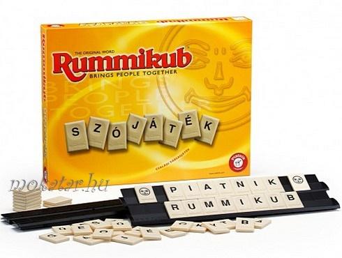 Rummikub betűs társasjáték Piatnik 514046